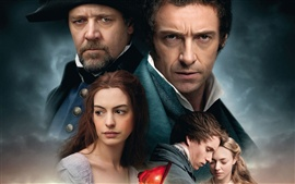 Preview wallpaper Les Misérables 2013