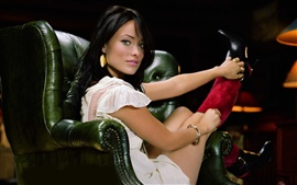 Preview wallpaper Olivia Wilde 03