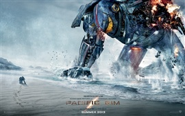 Preview wallpaper Pacific Rim 2013