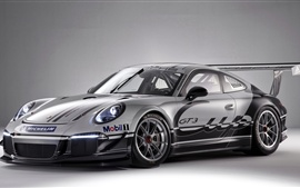 Preview wallpaper Porsche 911 GT3 Cup 2013