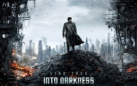 Preview wallpaper Star Trek Into Darkness