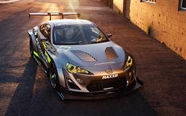 Toyota sport car