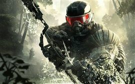 Preview wallpaper 2013 game, Crysis 3
