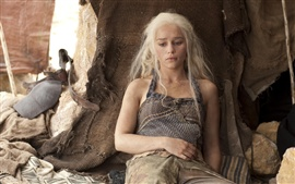 Preview wallpaper Emilia Clarke in Game of Thrones
