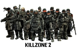 Preview wallpaper Killzone 2