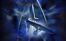 Aperçu fond d'écran Star Trek Into Darkness 2013