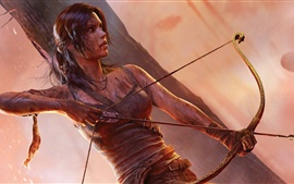 Preview wallpaper Tomb Raider 2013 HD
