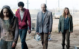 Preview wallpaper Warm Bodies HD