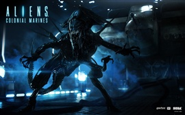 Preview wallpaper Aliens: Colonial Marines HD