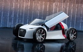 Preview wallpaper Audi Urban concept car