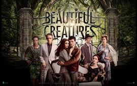 Preview wallpaper Beautiful Creatures HD