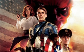 Preview wallpaper Captain America HD