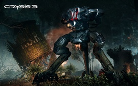Crysis 3, monstre machine