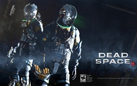 Preview wallpaper Dead Space 3 game HD