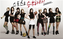 Preview wallpaper Girls Generation 80