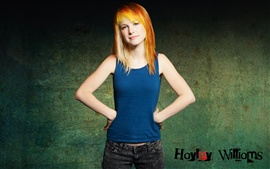 Preview wallpaper Hayley Williams 04