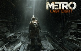 Preview wallpaper Metro: Last Light