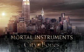 Aperçu fond d'écran Les Mortal Instruments: City of Bones