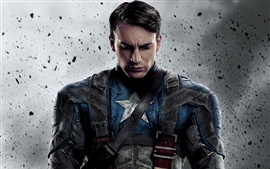 Preview wallpaper Captain America 2011 movie