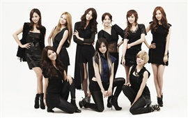 Preview wallpaper Girls Generation 81