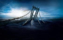 Vorschau des Hintergrundbilder Oblivion HD 2013