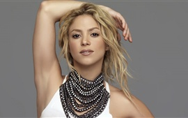 Aperçu fond d'écran Shakira 05