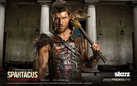 Preview wallpaper 2013 Spartacus: War of the Damned