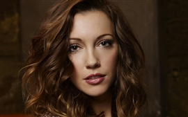 Preview wallpaper Arrow, TV series, actress Katie Cassidy