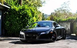 Audi R8 черный