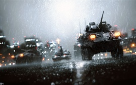 Preview wallpaper Battlefield 4 widescreen