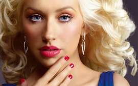 Preview wallpaper Christina Aguilera 13