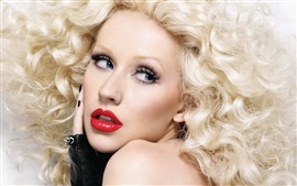 Preview wallpaper Christina Aguilera 14