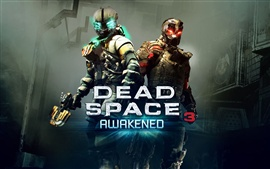 Preview wallpaper Dead Space 3: Awakened