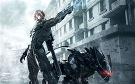 Preview wallpaper PC game Metal Gear Rising: Revengeance