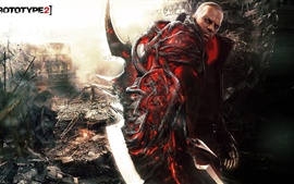 Preview wallpaper Prototype 2 HD