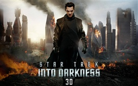 Preview wallpaper Star Trek Into Darkness HD