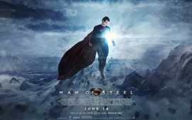 Aperçu fond d'écran 2013 Man of Steel HD