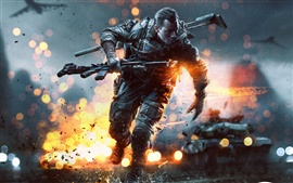 Preview wallpaper 2013 game, Battlefield 4