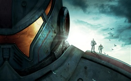 Preview wallpaper 2013 movie, Pacific Rim
