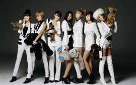 After School, South Korea, asian music girls 01