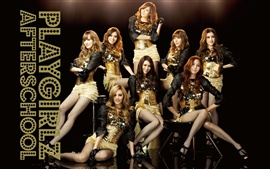 Preview wallpaper After School, South Korea, asian music girls 03