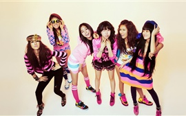 Preview wallpaper After School, South Korea, asian music girls 04