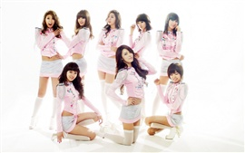 Preview wallpaper After School, South Korea, asian music girls 05