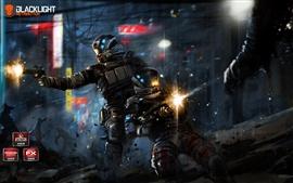 Vorschau des Hintergrundbilder Blacklight: Retribution