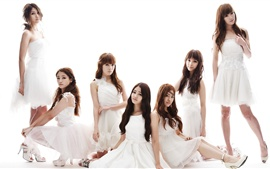 Preview wallpaper CHI CHI Korean music girl group 02