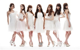 Preview wallpaper CHI CHI Korean music girl group 03