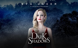Preview wallpaper Eva Green in Dark Shadows