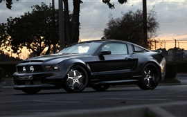Preview wallpaper Ford Mustang GT supercar