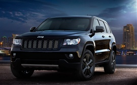 Jeep Grand Cherokee concept car