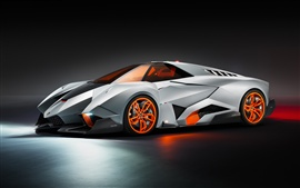 Preview wallpaper Lamborghini Egoista luxury car